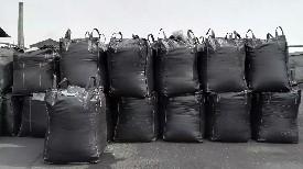 「2018」吨包煤质颗粒活性炭发往云南