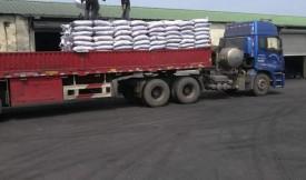 「2017」木质活性炭发货现场