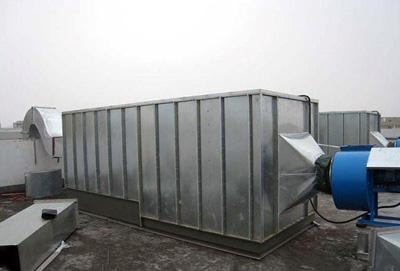 徐州在建废气处理项目